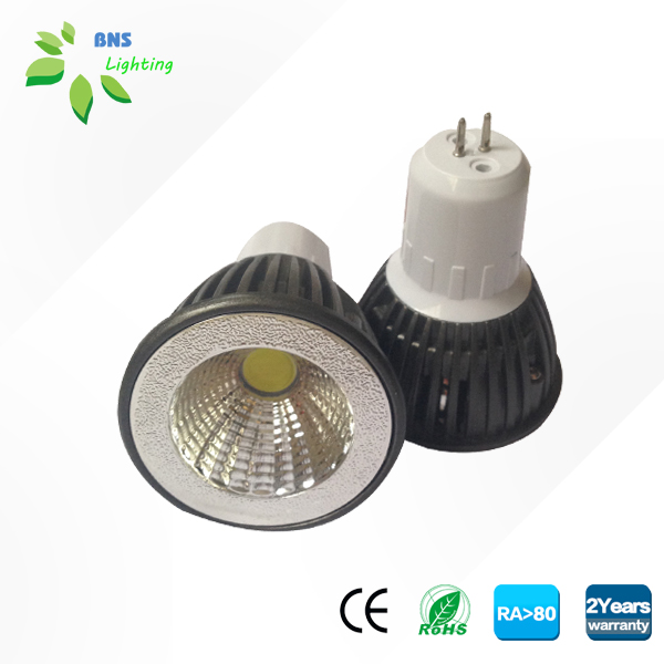 Q32 COB 3w MR16/GU10 led spotlight